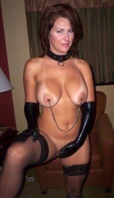 Sexy mom naked