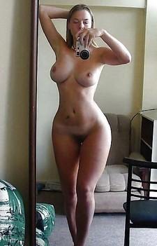Perfect body amateur..