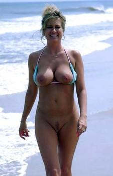 Sexy Mature Blonde..