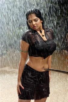 Uff..its wet.....
