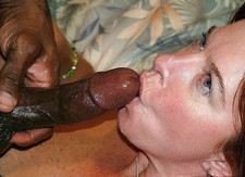 White Wife's worshiping..