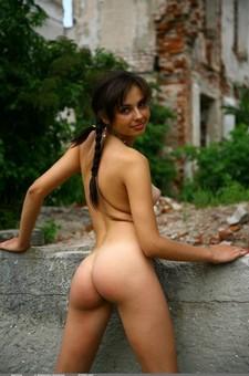 Sexy naked ass hot..