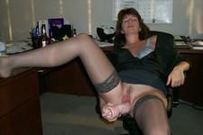 Slutty secretary getting..