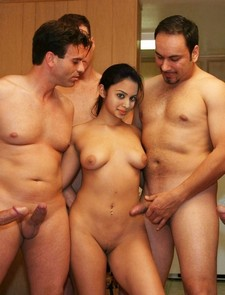 Gangbang photo