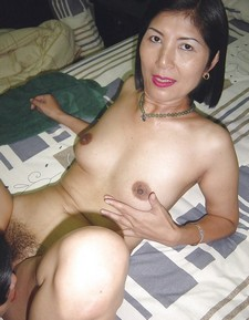 An Asian Mature and..