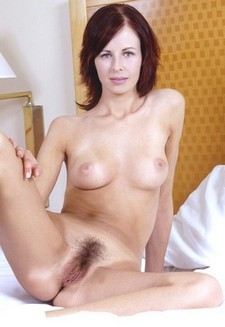 Stunning redhead mature..