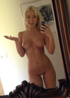 Amateur selfshot of..