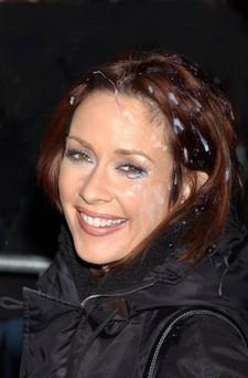 Stunning brunette mature..