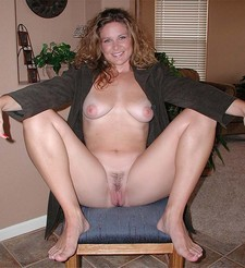 Cute wife spreading her..