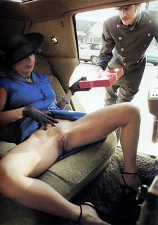 Get in and lick me.