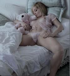 That Teddy bear is..