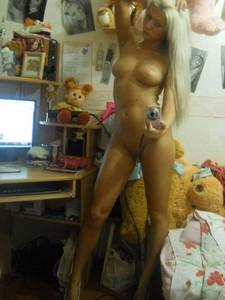 Tight blonde teen..