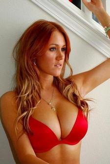 Hot redhair milf big..