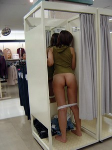 Dressing room moon