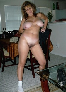 Lovely mature in a..