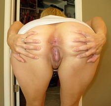 Beloved lady spreads..
