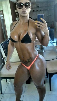 Sexy latina fit body and..