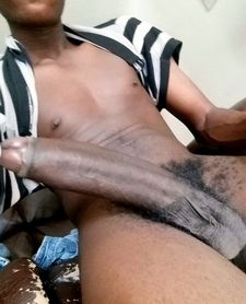 Huge black dick from..