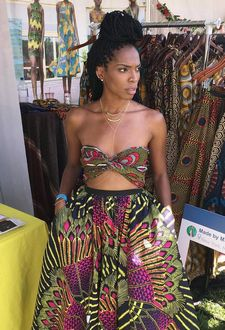 Made by Malyia x Afropunk