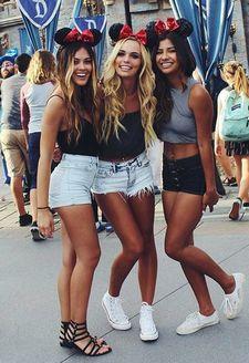 Hot College Girls in..
