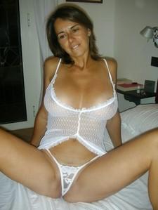 Gorgeous mature lingerie..