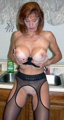 Huge Titted mature Jenn..